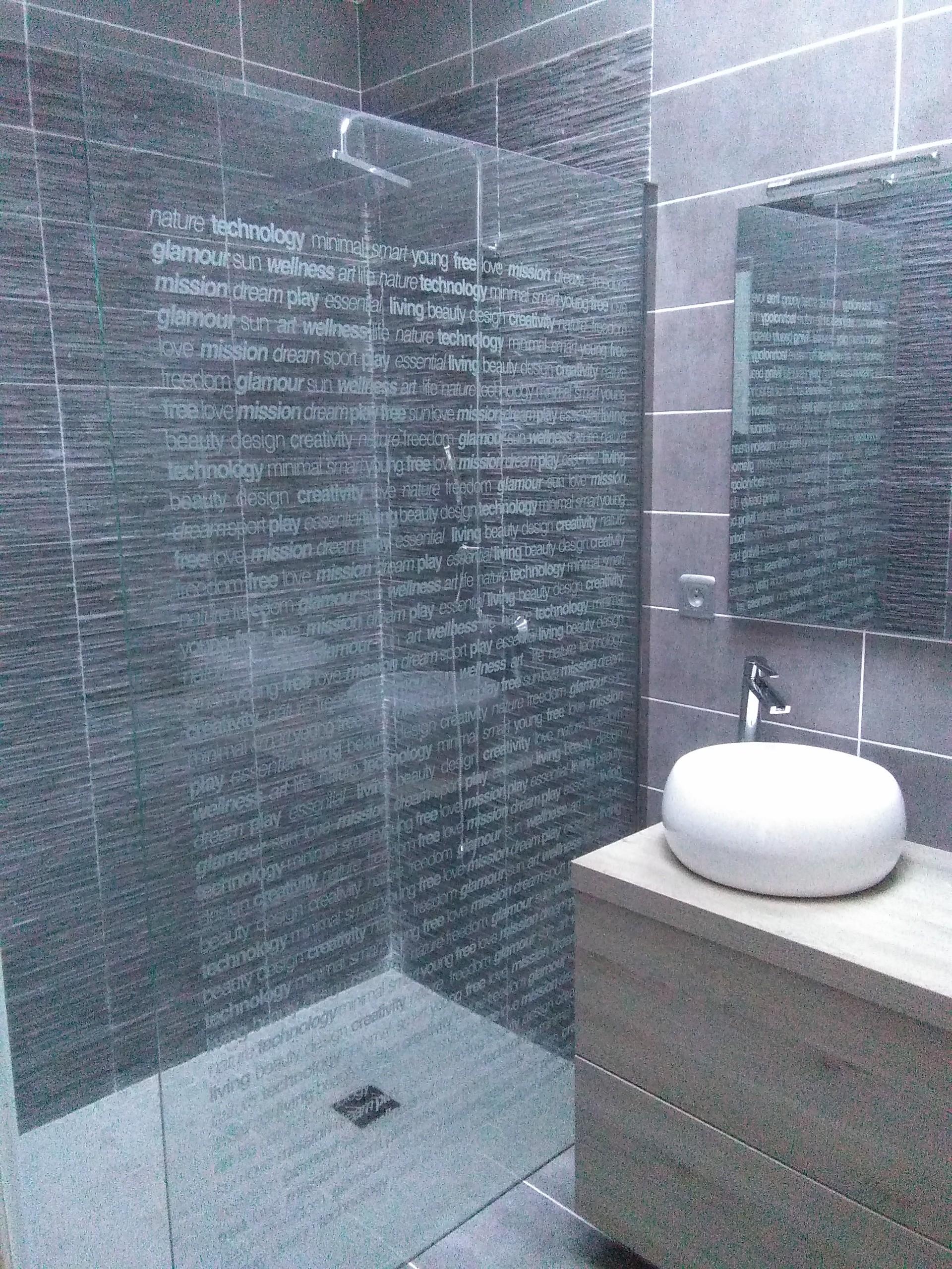 Réalisation salle de bain complète - Douche à l'italienne